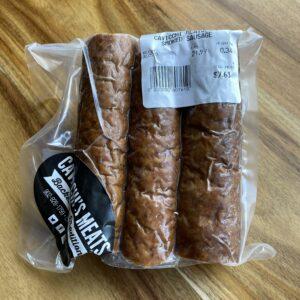 Smoked Sausage Bangers